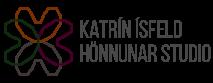 Katrín Ísfeld Logo